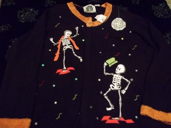 Storybook Halloween Sweater - NWT - Size 3x - Cute!!!